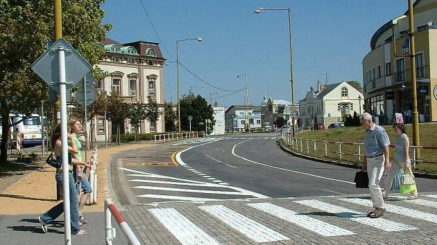 Město Nový Jičín do budoucna ušetří díky nové autobusové zastávce miliony.