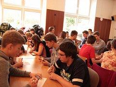 Do letošních turnajů v pIšQorkách se přihlásilo více než jedenáct set soutěžících.
