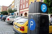 V některých novojičínských městech místa k parkování v centrech hlídají parkovací automaty. K vidění jsou například v Příboře či ve Frenštátě pod Radhoštěm