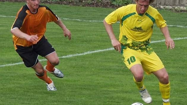 Fotbalisté Fulneku  doma hostili v utkání 22. kola MSFL druhé Mutěnice a zvítězili 3:1.