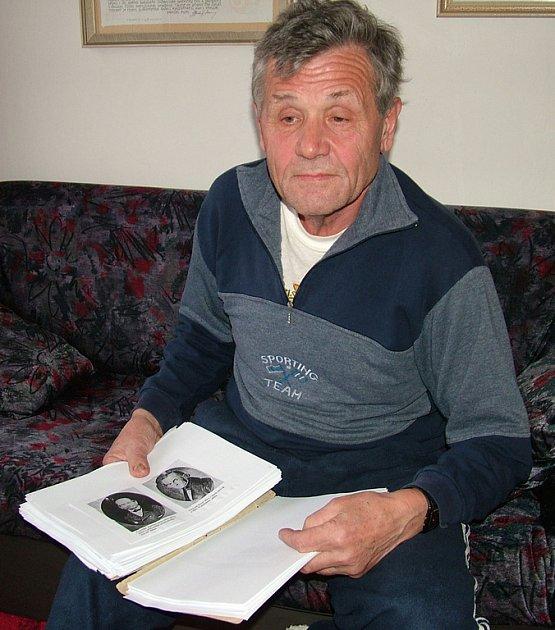 Zdeněk Kuchta, kronikář Bílovce, zmapoval život devětašedesáti zajímavých osobností Bílovce a okolí.