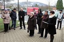 V Libhošti uctili památku rodáka Zdeňka Vavříka.
