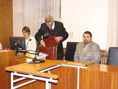 V úterý 6. ledna začal soud s řidičem tramvaje, která se 11. dubna 2008 v Ostravě - Vřesině srazila s protijedoucí tramvají.