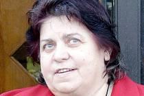 Věra Michnová, starostka Štramberku