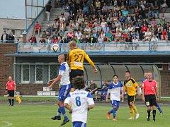 2. kolo MOL Cupu:  FK Nový Jičín – MFK Karviná 1:2 (1:0)