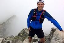 Ultramaratonec Zdeněk Hruška preferuje běhání v terénu, a proto často vyráží trénovat i do hor.