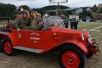 120 let od založení sboru dobrovolných hasičů slavili v sobotu 22. srpna v Jerlochovicích. Oslavy se nesly v ryze hasičském duchu. Nechyběly soutěže a také ukázky historické a moderní techniky.