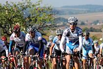 Další díl seriálu Slezského poháru amatérských cyklistů se jel v rámci 5. ročníku Memoriálu Aloise Dohnala v Suchdolu nad Odrou.