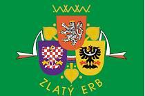 Logo soutěže Zlatý erb.