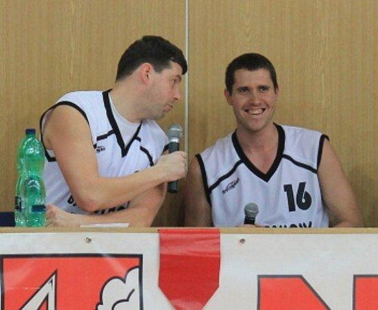 David Hájek (vlevo)