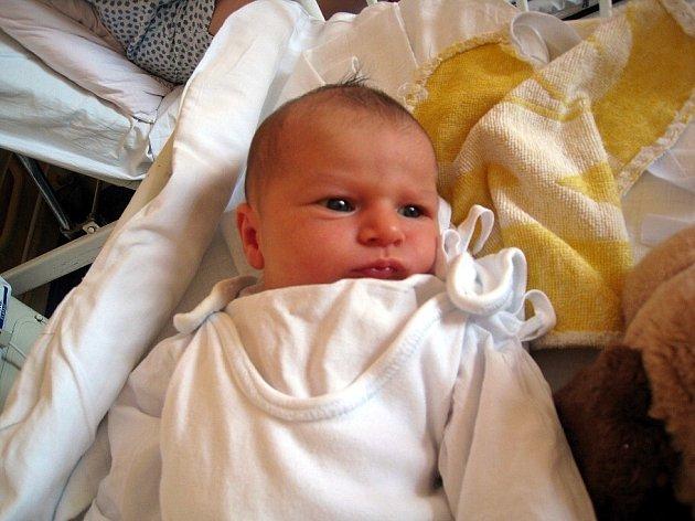 Natálie Kutrovvá, Kopřivnice, nar. 17.5.2009, 47 cm, 3,05 kg, nemocnice Nový Jičín.