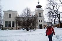 Lašské muzeum v Kopřivnici.