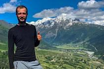 Mladý cestovatel Filip Tomášek vyjel v pondělí 15. července domu do Pustějova na Novojičínsku.