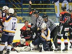II. hokejová liga, sk. Východ, 29. kolo  HC KOPŘIVNICE – HC TECHNIKA BRNO 1:3