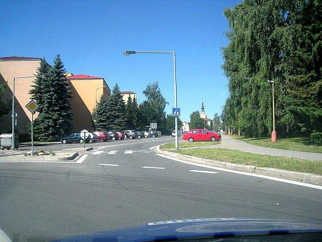 Velkých změn ve své historii doznala novojičínská Bezručova ulice.