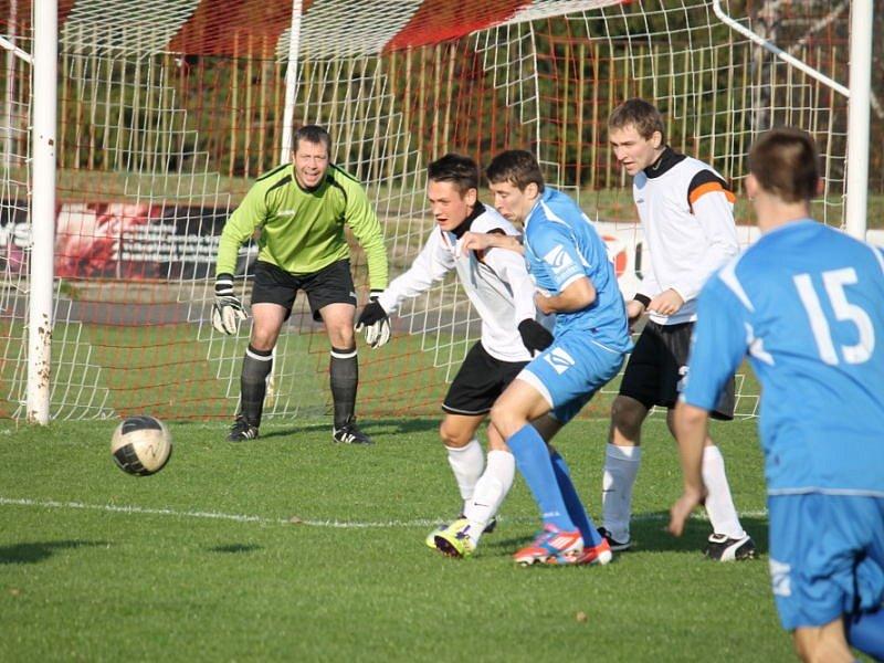 FK Nový Jičín – 1.FC Viktorie Přerov 0:0