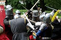 Program s názvem Příběh české vesnice se areálu kunínského zámku odehrál v sobotu 25. května.