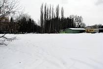 Prostranství bývalé kotelny v části místecké Riviéry se promění v baseballové hřiště s veškerým zázemím jak pro samotné hráče, tak i diváky.