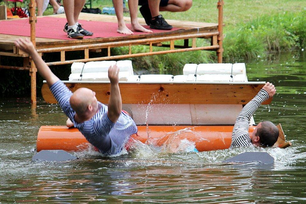 Osmý ročník Vodnických her v Bítově, který se uskutečnil v sobotu 21. července přinesl i tentokrát hodně zábavy.
