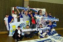 Dreadlock Nový Jičín se stal mistrem Frensport okresního přeboru futsalu.