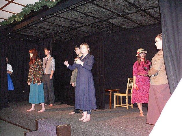 Na kopřivnické divadelní přehlídce Vánočka má talent bylo k vidění hodně zajímavých představení.