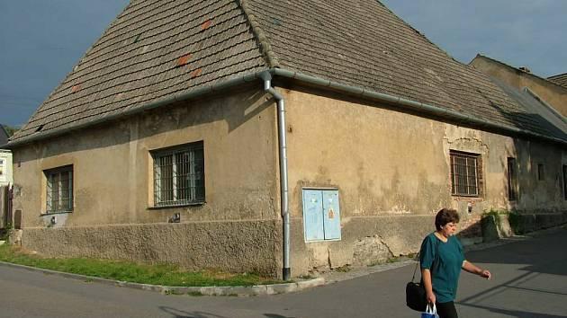 V této budově bývalé katovny má vzniknout muzeum.