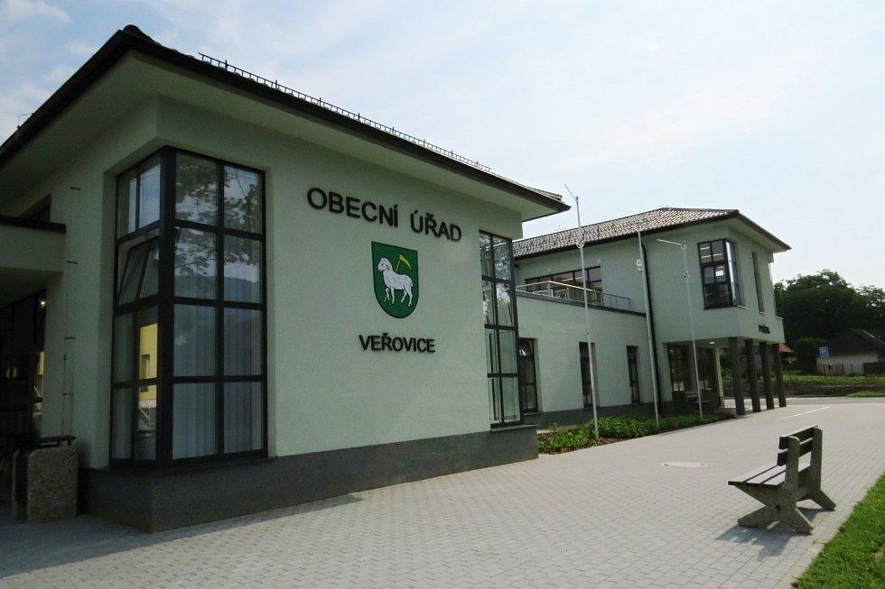 Obec Veřovice představila novou budovu obecního úřadu.