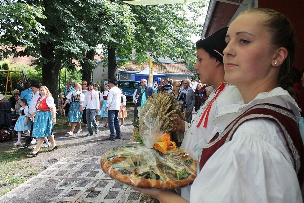 Obec Závišice oslavila 660. výročí