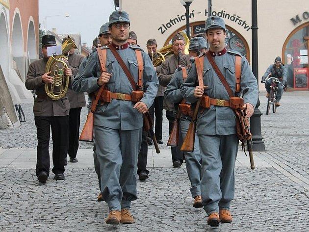 Slavnostní zahájení Dnů evropského dědictví v Příboře. Ilustrační foto.