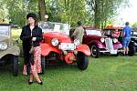 Sté výročí od narození automobilového závodníka a mistra republiky Jaroslava Pavelky si připomněli v sobotu 5. září 2020 v Libhošti.