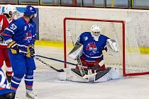 Hokejisté Nového Jičína jsou na ledě. Foto: Deník/Petr Widenka
