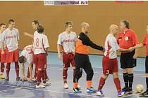 Futsalisté jakubčovické Baracudy.