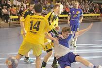 Extraligoví házenkáři Kopřivnice dokázali v obou víkendových utkáních na domácí palubovce porazit Zlín.