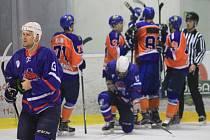 Hokejisté Nového Jičína ztratili vyhraný zápas a po minulém domácím zápase s Hodonínem museli znovu sledovat radost soupeře.