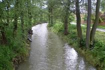 Obyvatelé Jerlochovic u Fulneku upozorňují již delší dobu na nutnost protipovodňových opatření.