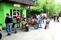 FULNECKÝ AUTOKEMP v poslední době fungoval spíše jako místo pro akce. Využívali jej třeba motorkáři.