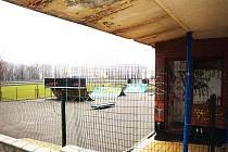 Zatím není jisté, jzda legální stěna pro graffiti v kopřivnickém skate parku stát bude. Nejsou na ni totiž peníze.