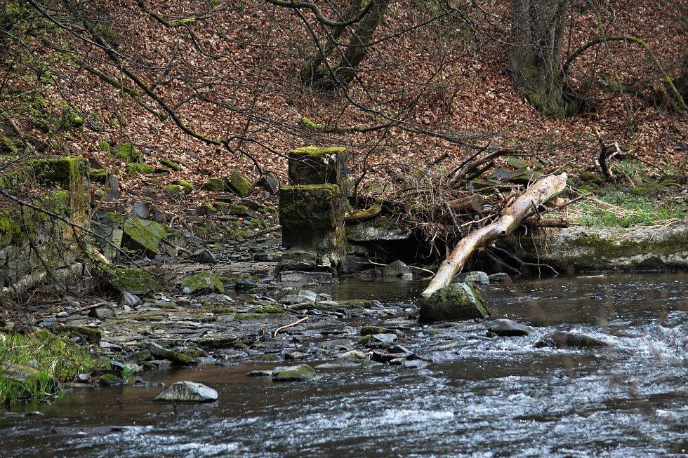 Velikonoční výlet okolo řeky Odry.