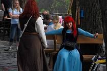 Poslední dubnová sobota patřila Trúba a její okolí sletu čarodějnic. Štramberská strašidla doprovázela návštěvníky po celé cestě věží, připraveny byl také dovednostní soutěže samozřejmě s čarodějnickou tématikou.
