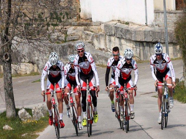 Team Forman Cinelli.