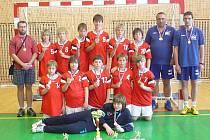 Mladší žáci KH Kopřivnice zvítězili na turnaji O pohár vítězů krajů 2008, a stali se tak pro letošní rok neoficiální mistry České republiky.