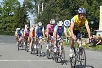 Druhý ročník Pasovského kriťáku, coby 13. závodu Slezského poháru amatérských cyklistů (SPAC 2008), uspořádala TJ Sokol Žabeň.