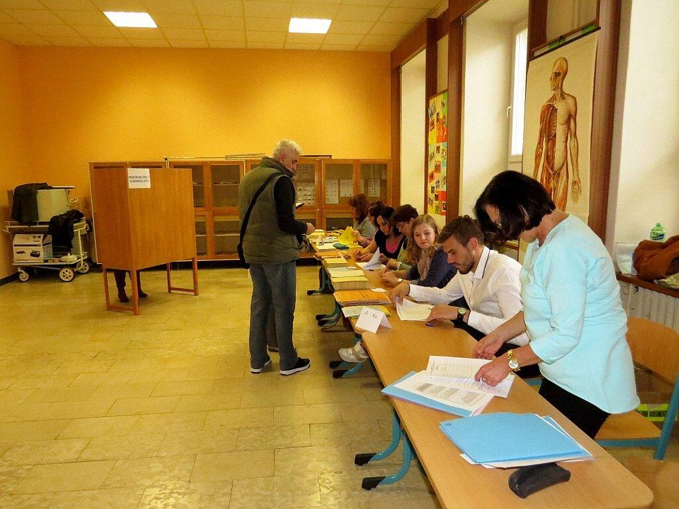 Volby 2016 v Novém Jičíně.