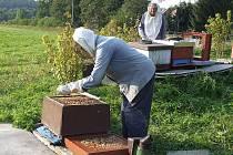 Včelaři na Novojičínsku se letos museli potýkat s červnovou povodní. Ilustrační foto.