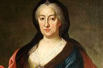 Marie Eleonora hraběnka Harrachová