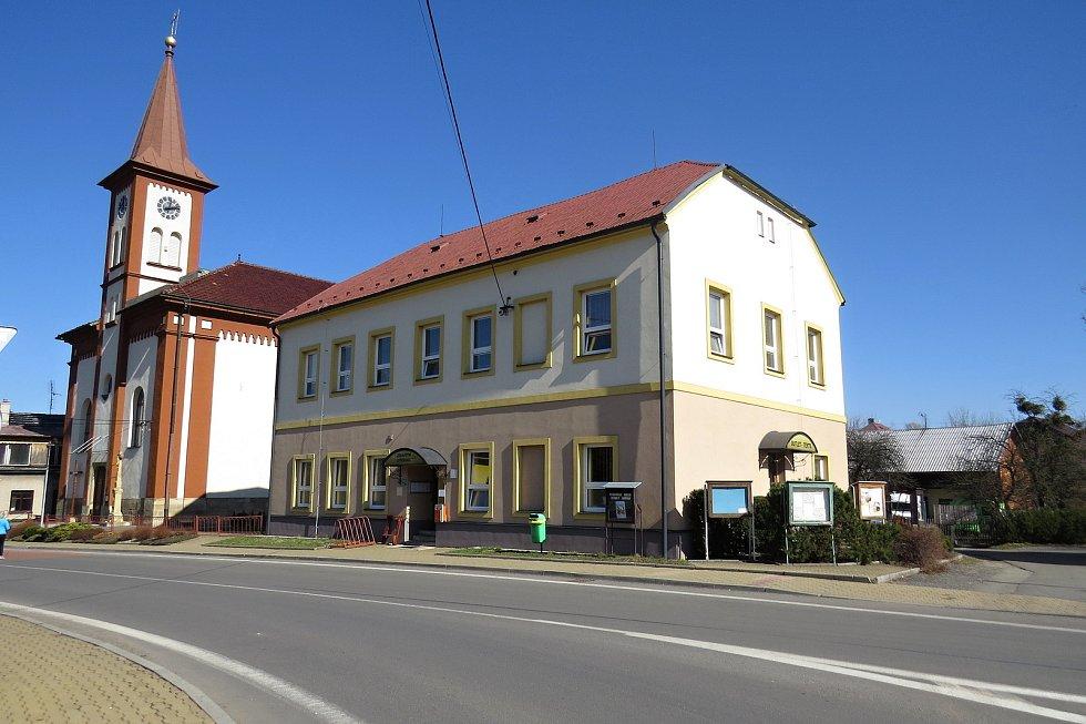 Mořkov je obec plná ulic a uliček, každá z nich má nějaké jméno.