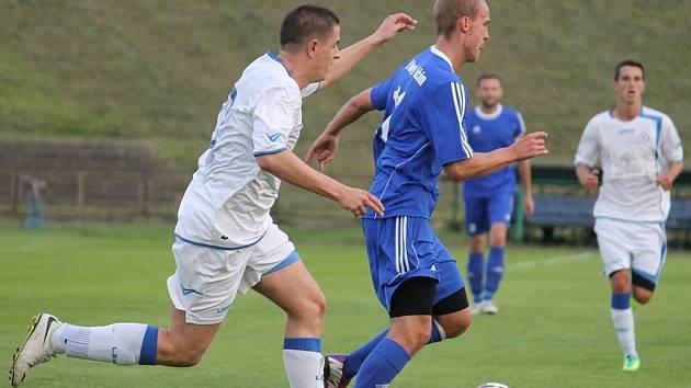 FK Nový Jičín – 1. FC Viktorie Přerov 0:1 (0:0)