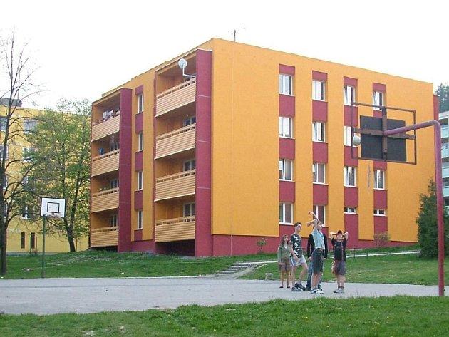 Sídliště Pod lesem bude první lokalitou která se v Odrách dočká ukázkového dětského hřiště.
