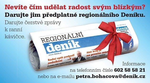 Předplatné Novojičínského deníku.