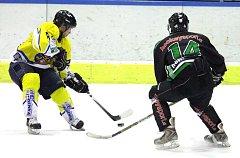 Hokejisté Studénky doma porazili Horní Benešov 3:0.